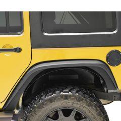 Paramount Automotive R-5 Canyon Off-Road Rear Fender Flares for 07-18 Jeep Wrangler JK & Unlimited JK 51-0711
