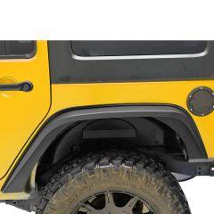 Paramount Automotive R-5 Canyon Off-Road Narrow Rear Fender Flares for 07-18 Jeep Wrangler JK & Unlimited JK 51-0713