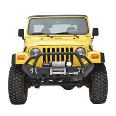 Paramount Automotive Front Bumper for 87-06 Jeep Wrangler YJ & TJ 51-0037