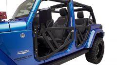 Paramount Automotive Trail Doors for 07-18 Jeep Wrangler JK, JKU 81JK-