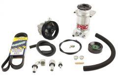 XD Power Steering Pump & Remote Reservoir Kit 3.8L For 2007-2011 Jeep Wrangler JK 2 Door & Unlimited 4 Door Models PK1853