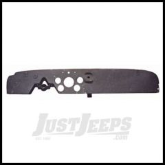 Omix-ADA Dashboard Plate For 1946-53 Jeep CJ2A and CJ3A 12025.15