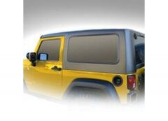 ProMaxx Automotive Square Back Hard Top For 2007-18 Jeep Wrangler JK 2 Door Models JEEP072200