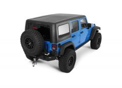 ProMaxx Automotive Factory Style Hard Top For 2007-18 Jeep Wrangler JK Unlimited 4 Door Models JEEP074300