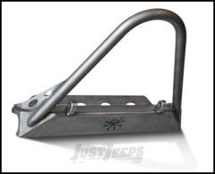 Poison Spyder BFH Front Bumper With Trail Stinger & 2 Shackle Tabs For 1987-95 Jeep Wrangler YJ (Bare Steel) 13-16-020-DS