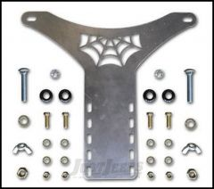 Poison Spyder RockBrawler II Hi-Lift Jack Mount For Universal Applications (Bare Steel) 45-61-011
