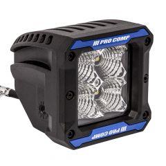 Pro Comp 2x2 Square S4 GEN3 LED Flood Lights 76413P