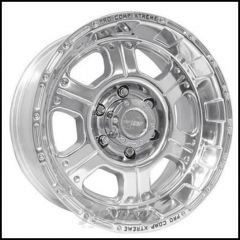 Pro Comp Series 89 Wheel 16 X 8 With 5 On 4.50 Bolt Pattern In Polished PXA1089-6865