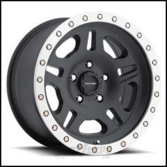 Pro Comp La Paz Series 29 Wheel 17 X 8.5 With 5 On 5.00 Bolt Pattern In Satin Black With Machine Lip PXA5129-78573