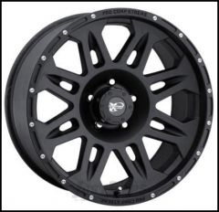 Pro Comp Series 05 Wheel 17X8.0 With 5 On 5.00 Bolt Pattern In Flat Black PXA7005-7873