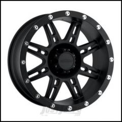 Pro Comp Series 31 Wheel 17 X 9 With 5 On 5.50 Bolt Pattern In Flat Black PXA7031-7985