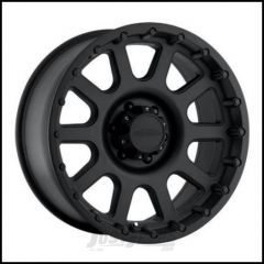 Pro Comp Series 32 Wheel 17 X 9 With 5 On 5.00 Bolt Pattern In Flat Black PXA7032-7973