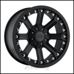 Pro Comp Series 33 Wheel 17 X 9 With 5 On 5.00 Bolt Pattern In Flat Black PXA7033-7905