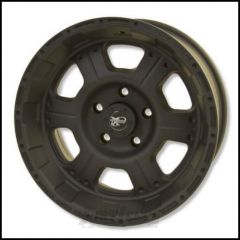 Pro Comp Series 89 Wheel 17 X 8 With 5 On 4.50 Bolt Pattern In Flat Black PXA7089-7865