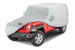 Quadratec Hail Guard 5-Layer Car Cover for 18+ Jeep Wrangler JL Unlimited 11081.2132
