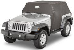Quadratec Softbond 5-Layer Cab Cover For 07-18 Jeep Wrangler JK 2-Door 11081.3023
