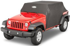 Quadratec Softbond 5-Layer Cab Cover For 07-18 Jeep Wrangler JK Unlimited 4-Door 11081.3022