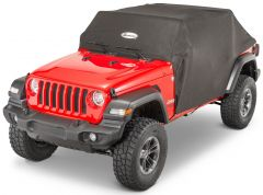 Quadratec Softbond 5-Layer Cab Cover for 18+ Jeep Wrangler JL Unlimited 11081.3020