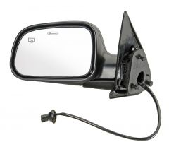 Quadratec Driver Side Heated Power Mirror for 99-04 Jeep Grand Cherokee WJ 13111.0715