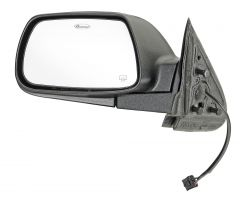 Quadratec Driver Side Heated Power Mirror for 05-10 Jeep Grand Cherokee WK 13111.0719