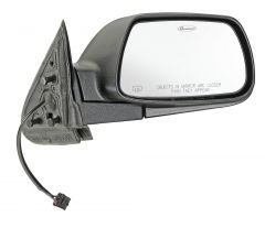 Quadratec Passenger Side Heated Power Mirror for 05-10 Jeep Grand Cherokee WK 13111.0718