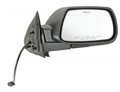 Quadratec Passenger Side Power Mirror for 05-08 Jeep Grand Cherokee WK 13111.0716