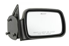 Quadratec Passenger Side Manual Mirror for 93-95 Jeep Grand Cherokee ZJ 13111.0700
