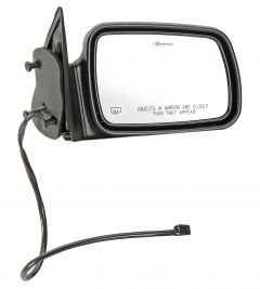 Quadratec Passenger Side Power Heated Mirror for 96-98 Jeep Grand Cherokee ZJ 13111.0708