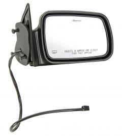 Quadratec Passenger Side Power Heated Mirror for 96-98 Jeep Grand Cherokee ZJ 13111.0708
