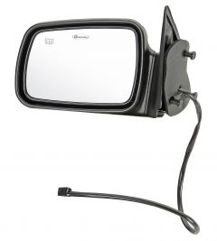 Quadratec Driver Side Power Heated Mirror for 96-98 Jeep Grand Cherokee ZJ 13111.0709