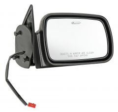 Quadratec Passenger Side Power Mirror for 93-95 Jeep Grand Cherokee ZJ 13111.0702