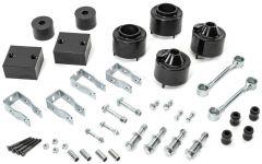 Quadratec 1.75in Spacer Lift Kit for 18+ Jeep Wrangler JL 16400.0010