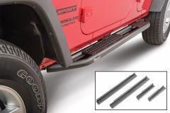 Quadratec QRC Side Armor with Step for 07-18 Jeep Wrangler Unlimited JK 12004JKU-