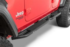 Quadratec QRC Side Armor with Step for 18+ Jeep Wrangler JL Unlimited 4-Door 12004.3214