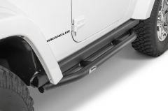 Quadratec QRC Rock Sliders for 07-18 Jeep Wrangler Rubicon JK 2-Door 12004.3220
