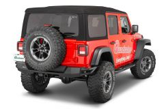 Quadratec QRC Rear Bumper for 18+ Jeep Wrangler JL, JLU 12057.0241
