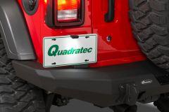 Quadratec LED License Plate Light for 18+ Jeep Wrangler JL, JLU 12066.1100