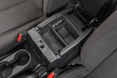 Quadratec Center Console Storage Tray & Grab Bar Tray for 11-18 Jeep Wrangler JK, JKU