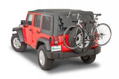 Quadratec Spare Wheel Mounting Bike Rack 92034.1005