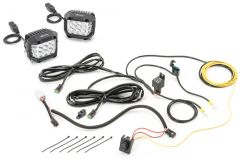 Quadratec Radius LED Lights with Complete Wiring Harness 97109.1171