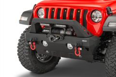 Quadratec 1x6 Stealth LED Light Bar Pair without Wiring Harness 97109.1412