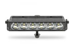 Quadratec 1x6 Stealth LED Light Bar with Complete Wiring Harness (Pair) 97109.1422