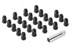 Quadratec 23 Piece Spline Drive Wheel Lug Nut & Socket Kit for 18+ Jeep Wrangler JL & Gladiator JT 92806SPLINE-