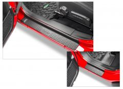 Quadratec Custom Fit Entry Guards for 18+ Jeep Wrangler JL Unlimited & 20+ Gladiator JT 13113.5003