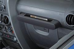 Quadratec Grab Bar Tray for 07-18 Jeep Wrangler JK, JKU 14125JK-