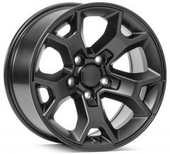 Quadratec Morphic Wheel 17X8.50 For 07-20+ Jeep Wrangler JL, JK & Gladiator JT 92615-