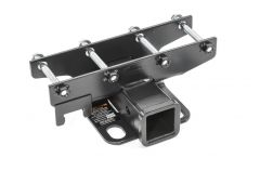 "Quadratec Premium 2"" Receiver Hitch for 07-18 Jeep Wrangler JK, JKU 12015.1000"