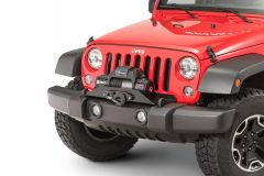 Quadratec Q-Performance Stealth Winch 10,000 lbs with Synthetic Rope 92122S-