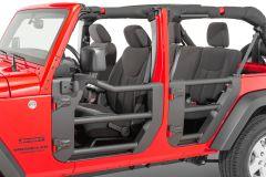 Quadratec Tube Doors for 07-18 Jeep Wrangler JK, JKU 1147JK-