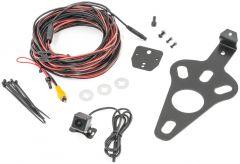 Quadratec Spare Tire Mount Backup Camera for 07-18 Jeep Wrangler JK 14066-